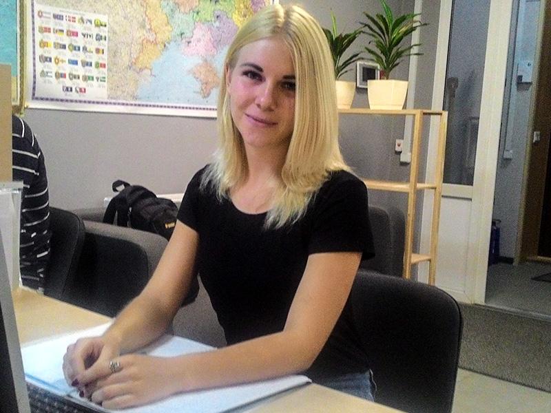 Maria Orlichenko